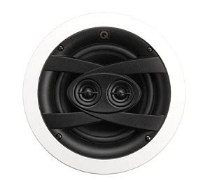 q install qi65cw st weatherproof 6 5 quot stereo ceiling speaker