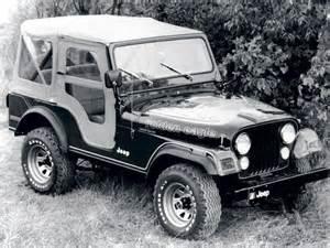 Jeep Cj History History Of The Cj 5 Jp Magazine