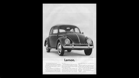 volkswagen lemon this short documentary tells the story of the great
