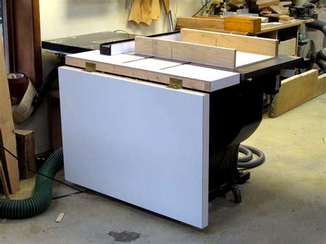used sawstop table saw