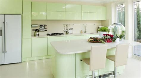pastel kitchen ideas 15 soft pastel colored kitchen design ideas rilane