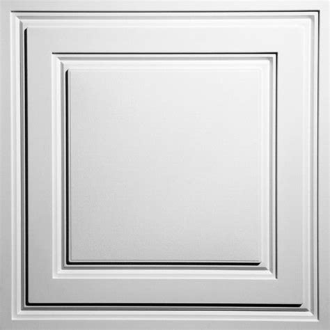 White Ceiling Panels by Oxford White Ceiling Tiles
