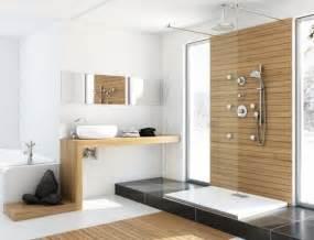salle de bain zen avec galet peinture faience salle de bain