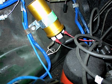 ignition coil wiring question mgb amp gt forum mg