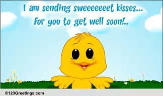 get well kisses free get well soon ecards greeting cards 123 greetings