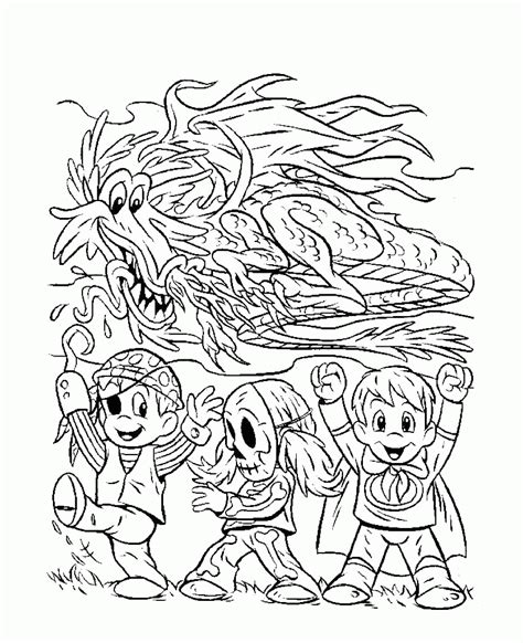advanced halloween coloring pages to print halloween coloring pages online print coloring home
