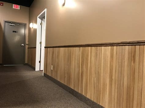 Real Wood Wainscoting Tambour Panels Solid Wood And Veneers Surfacing Solution