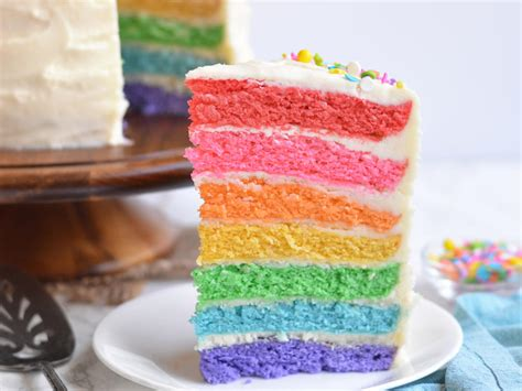 layered rainbow rainbow layered cake best images collections hd for