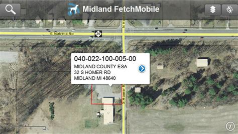 Midland County District Court Records County Of Midland Michigan Gt Gis Gt Mobile Gis App