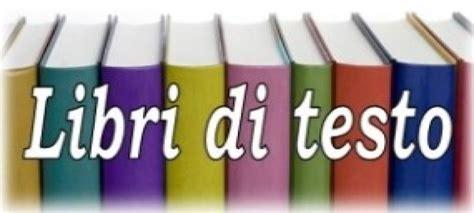 libri testo libri di testo a s 2017 2018 istanze entro il 30