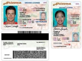 arizona s redesigned driver license new process now effective