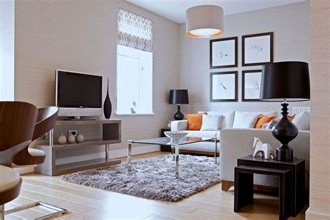 where to put tv in living room with lots of windows 20 small tv rooms that balance style with functionality