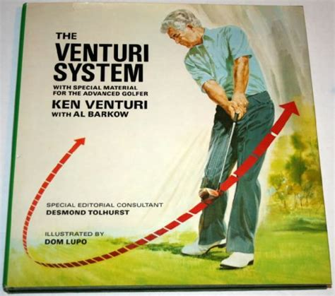 ken venturi swing the venturi system with special material on shotmaking