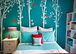 Wall Murals For Teenagers 20 Fun And Cool Teen Bedroom Ideas Freshome Com
