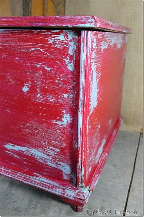 How To Paint Furniture To Look Distressed by Vaseline Distressed Furniture How To Distress Furniture