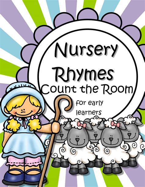 rhymes with room nursery rhymes count the room activity for early learners
