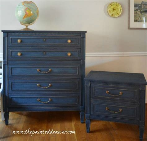 blue painted furniture 17 best images about general finishes milk paint on