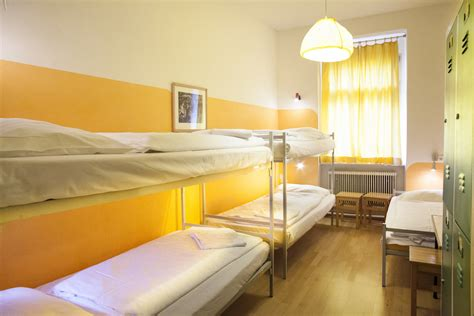 5 beds in one room vienna hostel ruthensteiner vienna hostel ruthensteiner