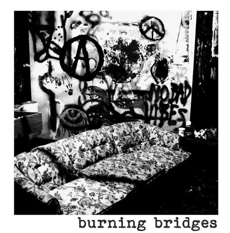 Tshirtkaos Distro Run Better Product get better records burning bridges s t 7 quot sold out