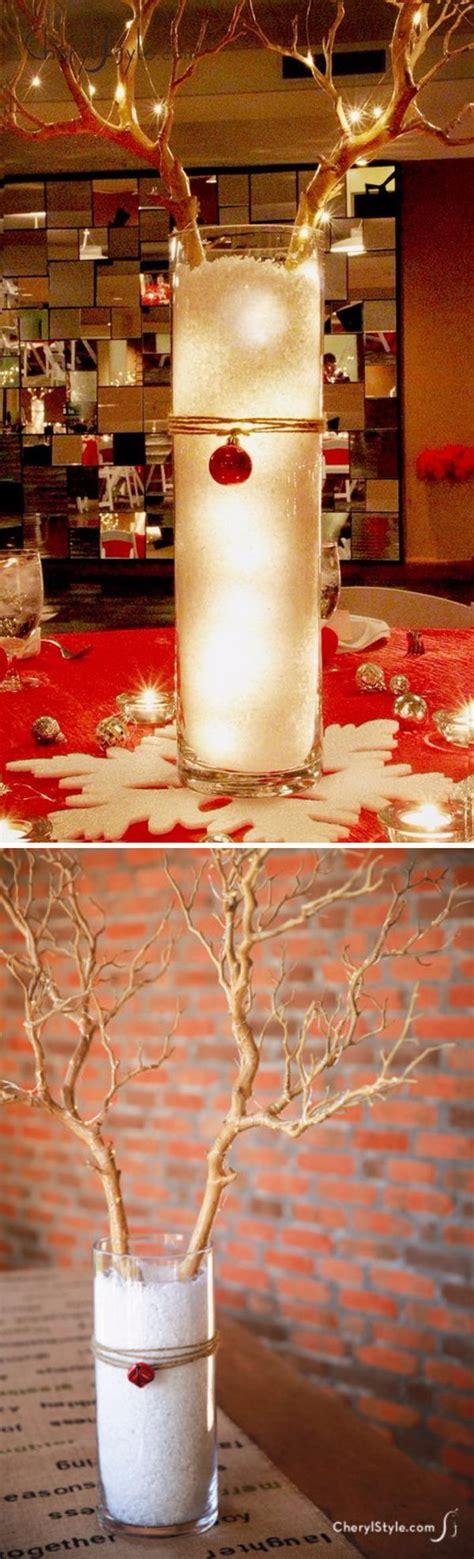 Christmas Balls In Glass Vase 30 Dollar Store Christmas Ideas