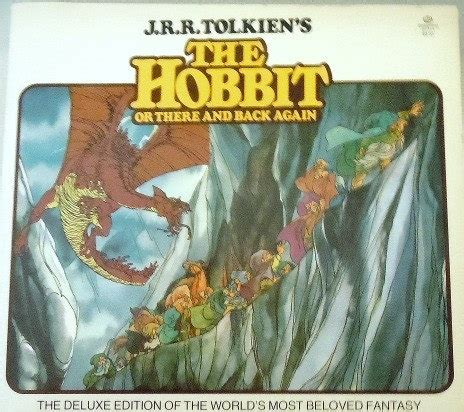 illustrated picture book the hobbit book vintage illustrated edition