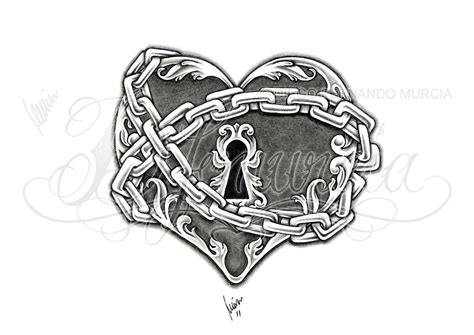 lock up meaning design heart lock and key 03 by dfmurcia on deviantart