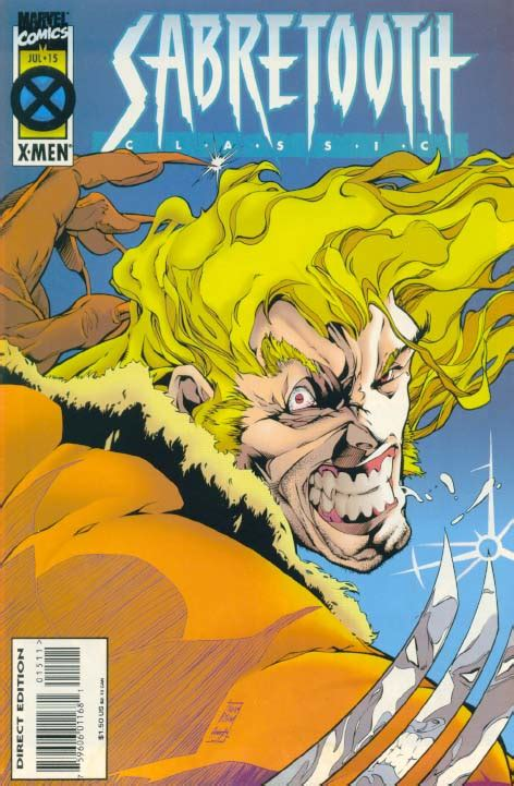 sabretooth classic vol 1 11 marvel comics database sabretooth classic vol 1 15 marvel database fandom powered by wikia