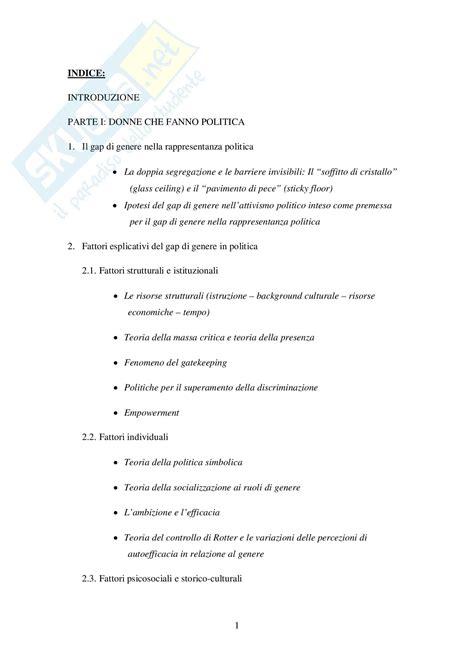 tesi psicologia donne e politica tesi di psicologia delle differenze