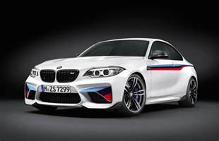 Bmw Custom Bmw M2 With Suite Of M Performance Options Revealed