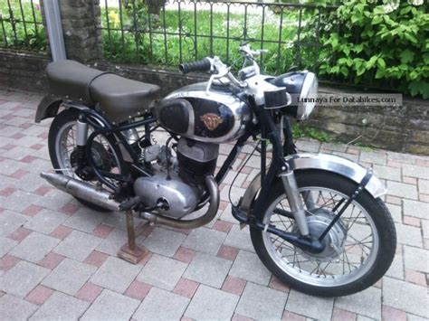 Mz Motorrad Bundeswehr by 1955 Maico M 250 S Blizzard