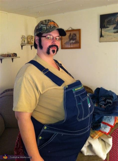 redneck halloween costume idea