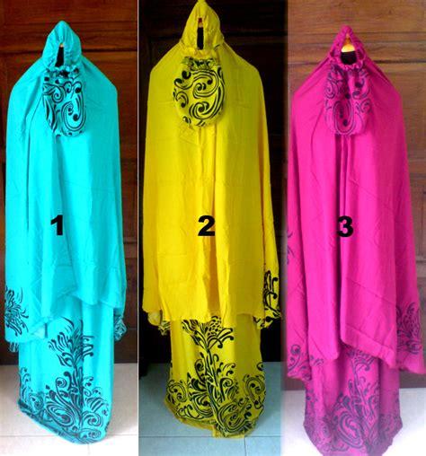 mukena bali motif polos mukena artis indonesia