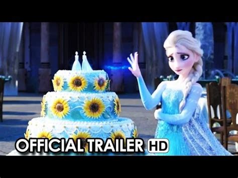 watch film frozen 2 cinderella s frozen fever official trailer 2015 hd youtube