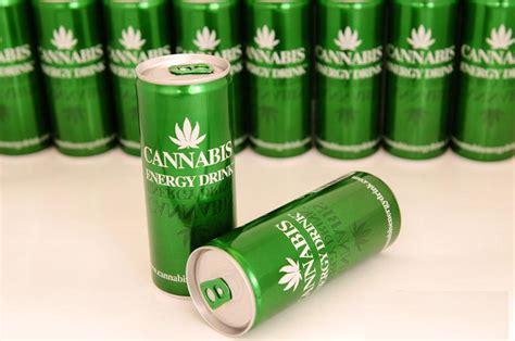 Cannabis Light Drink by Cannabis Energy Drink