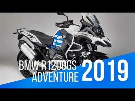 2019 bmw r 1200 gs adventure triple black | rally edition