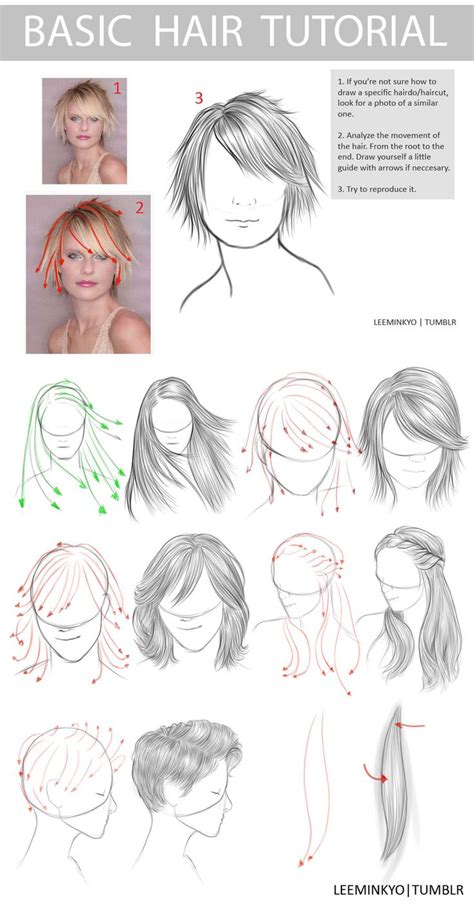 tutorial hair design 25 best ideas about pencil drawing tutorials on pinterest