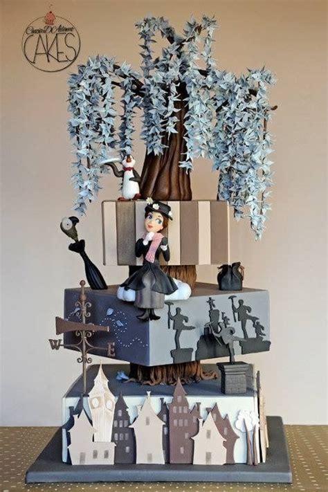 mary poppins themed kilt pin a practically perfect mary poppins cake mary poppins