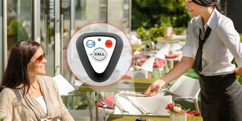 waiter calling system wics wireless calling systems uk