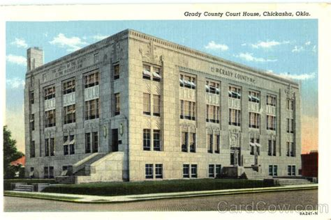 Grady County Court Records Grady County Court House Chickasha Ok