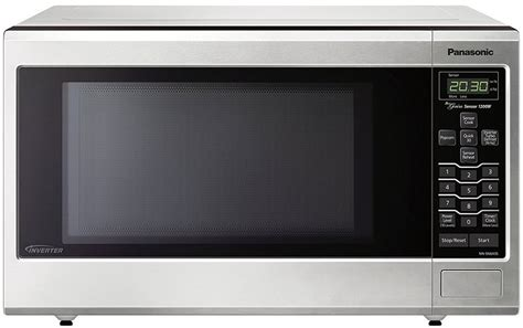 Can A Countertop Microwave Be Built In by Best Panasonic Microwave Oven 2017 Reviews Nn Sn766s Sn733b Su656w Sn773saz