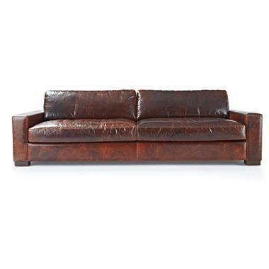 signature leather sofa sofas leather and hardware on pinterest