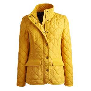 joules moredale quilted jacket gold joules