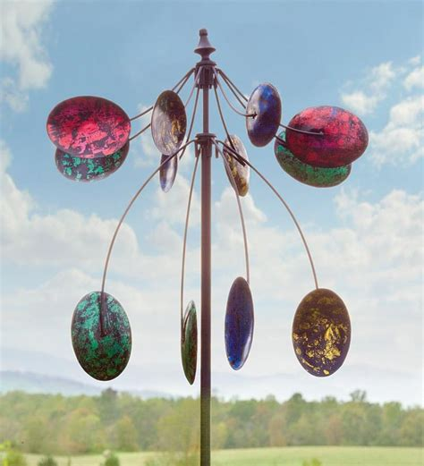 Wind Spinners For Garden by 25 Best Ideas About Wind Spinners On Kinetic