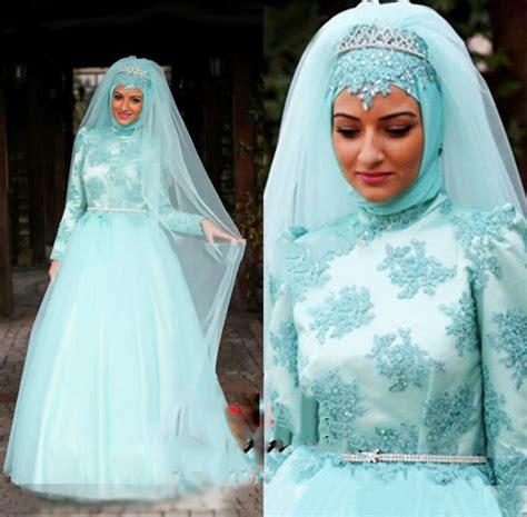 Wedding Hijab Modern Designer Wedding Abaya Dresses For Bridals 2016 2017