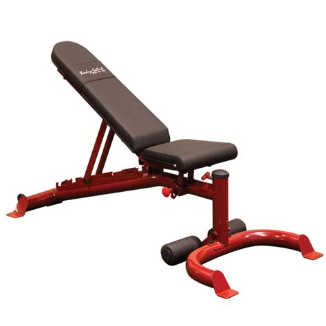 body solid adjustable weight bench body solid gfid100 adjustable bench commercial grade