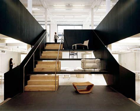 studio interior poltrona frau showroom by universal design studio