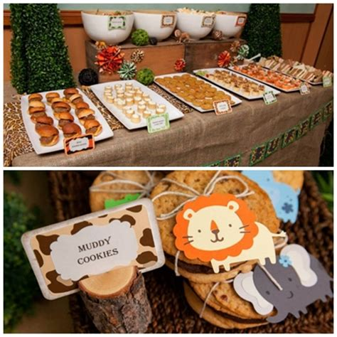 jungle safari themed party oh it's perfect