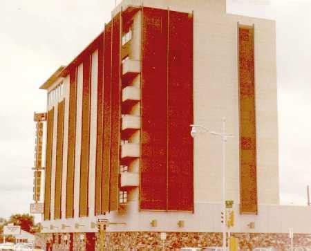 Inn of the Golden West Hotel, 1958