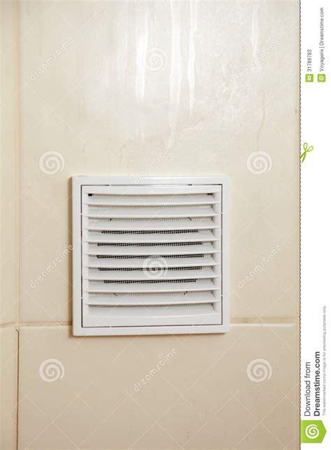 bathroom wall vents vent white bathroom ventilation grille stock photos
