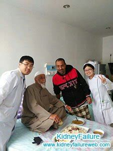 how can a live with kidney failure how can a patient with kidney failure be treated without dialysis kidney failure